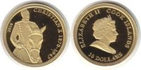 10 Dollars 2010 Cook Inseln Gold 10 Dollars 2010 Christian X. GOLD. Pol... 60,00 EUR  zzgl. 4,00 EUR Versand