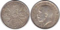 Florin 1912 Grossbritannien George V. Florin 1912 Schöne Patina. Vorzüg... 60,00 EUR