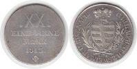 Altdeutschland 1/2 Taler 1813 Winziger Randfehler, sehr schön Sachsen-We... 165,00 EUR  zzgl. 4,00 EUR Versand