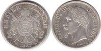 2 Francs 1867 Frankreich Napoleon III. 2 Francs 1867 A, Paris sehr schö... 55,00 EUR  zzgl. 4,00 EUR Versand