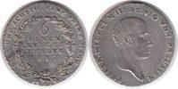Altdeutschland 1/6 Taler 1817 fast vorzüglich Brandenburg-Preußen Friedr... 75,00 EUR  zzgl. 4,00 EUR Versand