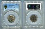 10 Centimes 1927 Zaire Belgisch Kongo (Zaire) 10 Centimes 1927 In US Pl... 120,00 EUR  zzgl. 4,00 EUR Versand