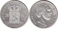 2 1/2 Gulden 1858 Niederlande Wilhelm III. 2 1/2 Gulden 1858 sehr schön... 70,00 EUR