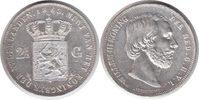 2 1/2 Gulden 1862 Niederlande Wilhelm III. 2 1/2 Gulden 1862 sehr schön... 75,00 EUR