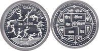 2500 Rupien 1996 Nepal Nepal 2500 Rupien 1996 Auf die olympischen Spiel... 195,00 EUR  zzgl. 4,00 EUR Versand
