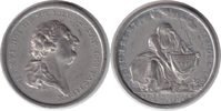 Zinnmedaille 1793 Frankreich Ludwig XVI. Zinnmedaille 1793 Auf den Tod ... 85,00 EUR