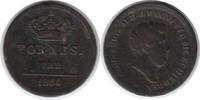 3 Tornesi 1854 Italien Neapel und Sizilien Ferdinando II. 3 Tornesi 185... 60,00 EUR  zzgl. 4,00 EUR Versand
