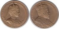 Bronzemedaille 1902 Grossbritannien Edward VII. Bronzemedaille 1902 Auf... 125,00 EUR
