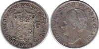 Gulden 1944 P Niederlande Wilhelmina I. 1890-1948 vorzüglich  65,00 EUR