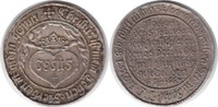 1/4 Taler 1665 Sachsen-Neu-Weimar Johann Ernst 1662-1683 Weimar / Auf d... 940,00 EUR  zzgl. 4,00 EUR Versand