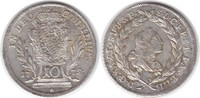 10 Kreuzer 1775 Bayern Maximilian III. Joseph 1745-1777 München winz. S... 95,00 EUR  zzgl. 4,00 EUR Versand