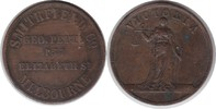 Penny Token o.J. Australien George Petty, Melbourne Gebogen, sehr schön  75,00 EUR  zzgl. 4,00 EUR Versand