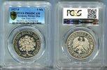 """5 Mark 1927 F Weimarer Republik """"Eichbaum"""" PCGS PR 66 DCAM  2950,00 EUR kostenloser Versand"""