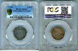 1/4 Gulden 1794 Niederlande West Indien  PCGS MS 65  440,00 EUR  zzgl. 4,00 EUR Versand