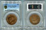 Penny 1950 Südafrika  PCGS PR 65 RB  80,00 EUR  zzgl. 4,00 EUR Versand