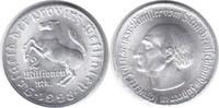 2 Millionen Mark 1923 Provinz Westfalen  fast Stempelglanz  25,00 EUR  zzgl. 4,00 EUR Versand