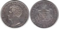 Taler 1842 Sachsen-Coburg-Gotha Ernst I. 1826-1844 G Schöne Patina. Win... 950,00 EUR  zzgl. 4,00 EUR Versand