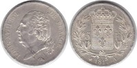 5 Francs 1817 Frankreich Ludwig XVIII. 1814, 1815-1824 A, Paris winz. R... 345,00 EUR  zzgl. 4,00 EUR Versand