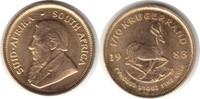 1/10 Krügerrand 1983 Südafrika Republik Gold. fast Stempelglanz  140,00 EUR  plus 5,00 EUR verzending