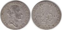 4 Silbergroschen 1787 Polen Stanislaus August 1764-1795 EB, Warschau fa... 285,00 EUR  zzgl. 4,00 EUR Versand