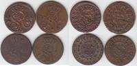 Groschen 1767-1791 Polen Stanislaus August 1764-1795 (4 Stück) schön - ... 110,00 EUR  zzgl. 4,00 EUR Versand