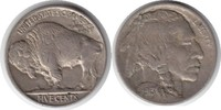 5 Cents 1913 USA Buffalo vorzüglich  20,00 EUR  zzgl. 4,00 EUR Versand