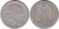 10 Zlotych 1932 Polen Republik sehr schön  19,00 EUR  zzgl. 4,00 EUR Versand