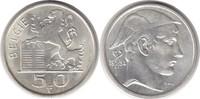 50 Francs 1954 Belgien Baudouin I. / Boudewijn I. 1951-1993 fast Stempe... 25,00 EUR  zzgl. 4,00 EUR Versand