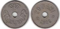 20 Bani 1906 Rumänien Carol I. 1866-1914 sehr schön - vorzüglich  25,00 EUR  zzgl. 4,00 EUR Versand