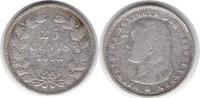 25 Cents 1892 Niederlande Wilhelmina I. 1890-1948 Kratzer, schön - sehr... 25,00 EUR  zzgl. 4,00 EUR Versand