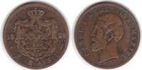 2 Bani 1882 Rumänien Carol I. 1866-1914 sehr schön  15,00 EUR  zzgl. 4,00 EUR Versand