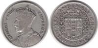 1/2 Crown 1935 Neuseeland George V. 1910-1936 sehr schön  35,00 EUR  zzgl. 4,00 EUR Versand
