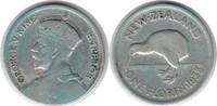 Florin 1933 Neuseeland George V. 1910-1936 sehr schön  15,00 EUR  zzgl. 4,00 EUR Versand