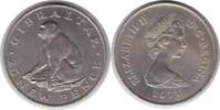 25 New Pence 1971 Großbritannien Gibraltar fast Stempelglanz  10,00 EUR  zzgl. 4,00 EUR Versand