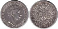 2 Mark 1906 Preussen Wilhelm II. 1888-1918 A sehr schön  16,00 EUR  zzgl. 4,00 EUR Versand