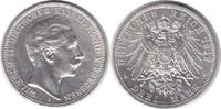 3 Mark 1912 Preussen Wilhelm II. 1888-1918 A vorzüglich  19,00 EUR  zzgl. 4,00 EUR Versand