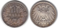 Mark 1906 Kaiserreich F Schöne Patina. vorzüglich - Stempelglanz / fast... 30,00 EUR  zzgl. 4,00 EUR Versand
