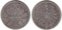 Mark 1883 Kaiserreich D schön  14,00 EUR  zzgl. 4,00 EUR Versand