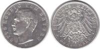 3 Mark 1911 Bayern Otto 1886-1913 D sehr schön +  19,00 EUR  zzgl. 4,00 EUR Versand