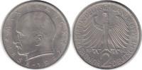 2 Mark 1966 BRD G fast Stempelglanz  18,00 EUR  zzgl. 4,00 EUR Versand