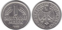Mark 1969 BRD J fast Stempelglanz  10,00 EUR  zzgl. 4,00 EUR Versand