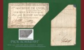 Frankreich.Siege de Lyon Bon pour 20 Livres.Eingelöst! This Assignat iscut cancelled .Pick tell: Only 1 Ass. without cut is known