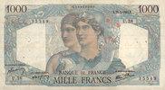 31.5.1945 BANKNOTEN DER BANQUE DE FRANCE Banque de France. Billet. 100... 13,00 EUR  zzgl. 7,00 EUR Versand