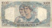 14.6.1945 BANKNOTEN DER BANQUE DE FRANCE Banque de France. Billet. 100... 18,00 EUR  zzgl. 7,00 EUR Versand