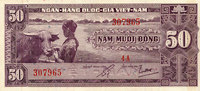 1956 ANDERE AUSLÄNDISCHE SCHEINE Vietnam du Sud. Banque Nationale du V... 40,00 EUR  zzgl. 7,00 EUR Versand