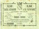 FRANZÖSISCHE NOTSCHEINE Avesnes (59). Caisse d'Epargne et Prévoyance.... 15,00 EUR  zzgl. 7,00 EUR Versand