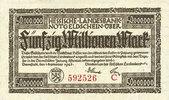 1.9.1923 DEUTSCHLAND - NOTGELDSCHEINE (1914-1923) A - J Allemagne, Hes... 180,00 EUR  zzgl. 7,00 EUR Versand