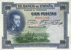 1.7.1925 ANDERE AUSLÄNDISCHE SCHEINE Espagne. Banque d'Espagne. Billet... 15,00 EUR  zzgl. 7,00 EUR Versand