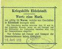 16.4.1915 DEUTSCHLAND - NOTGELDSCHEINE (1914-1923) A - J Eidelstedt. K... 20,00 EUR  zzgl. 7,00 EUR Versand