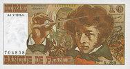 1.7.1976 BANKNOTEN DER BANQUE DE FRANCE Banque de France. Billet. 10 f... 15,00 EUR  zzgl. 7,00 EUR Versand